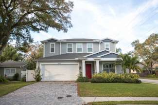 Custom Built Craftsman Style Home in South Tampa!!