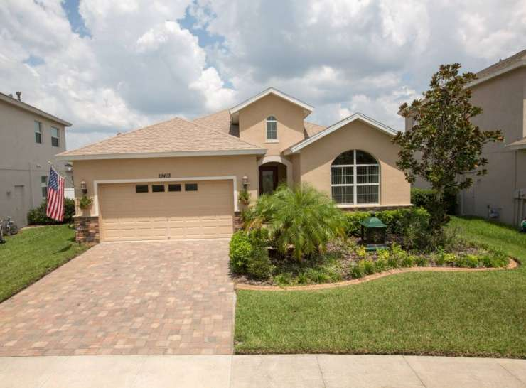 Model Perfect Home in Guard Gated Community