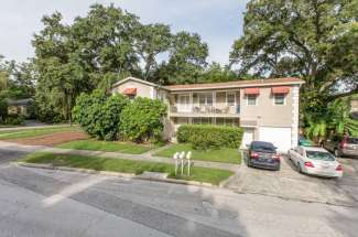 Income Producing Triplex in South Tampa