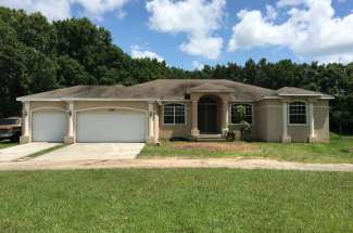 Beautiful Lutz area home on 4.32 acres