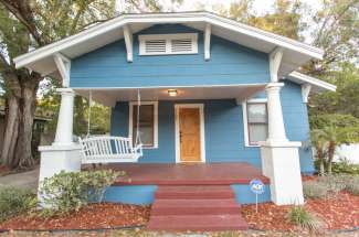 Seminole Heights Bungalow