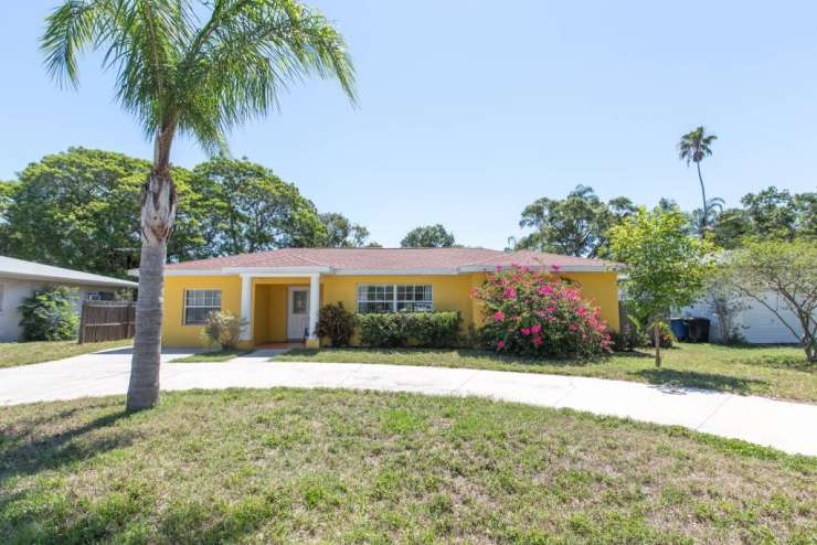 Updated Clearwater Home