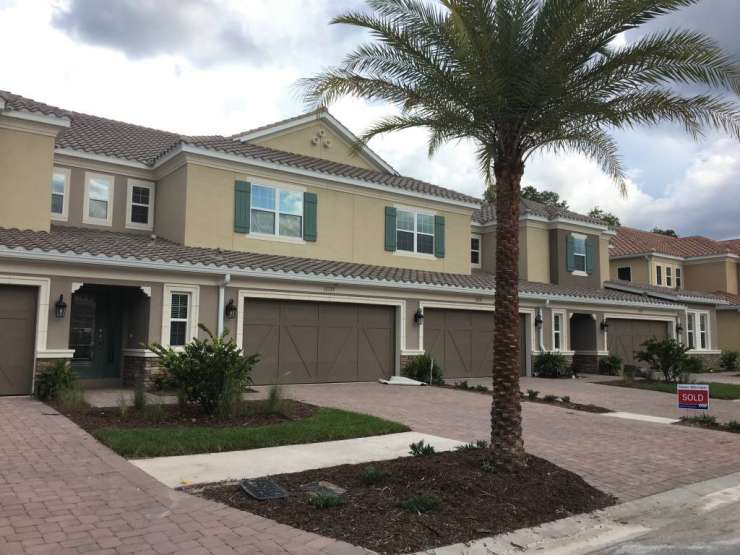 Brand New Townhome in Citrus Park