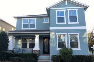 Newer Construction Home in South Tampa Square