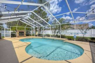 Beautiful Pool Home in Riverview