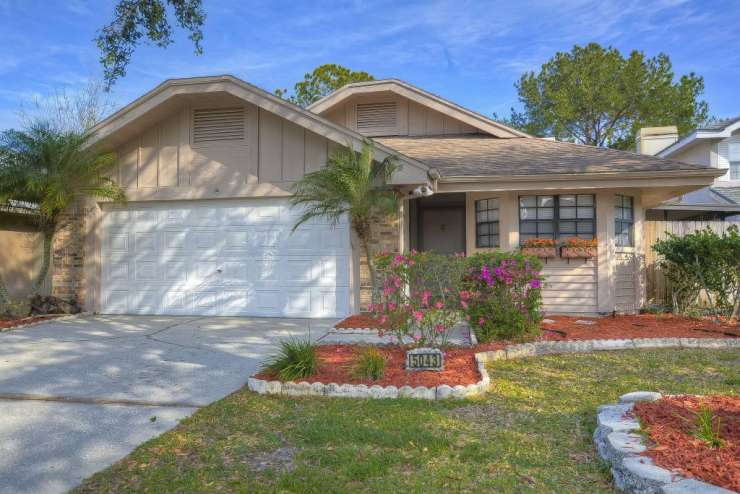 Updated Home in Carrollwood Village