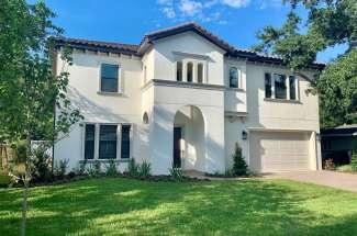 Custom Built Pool Home in South Tampa