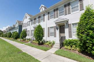 South Tampa Square Townhome