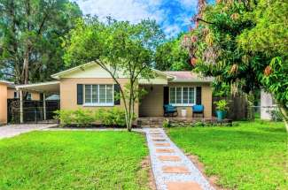 Fully Updated Home in Seminole Heights