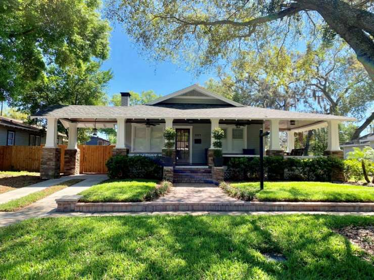 Fully renovated home in Seminole Heights
