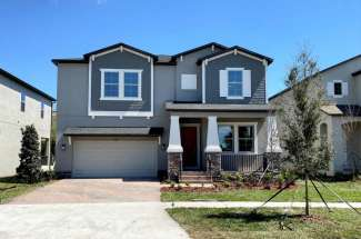 New Construction Home in South Tampa