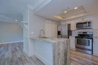 Updated condo in Hyde Park