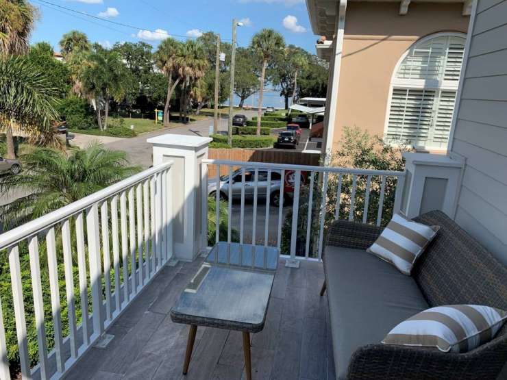 New construction with views of Bayshore