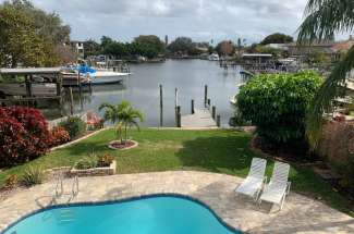 Waterfront Home in Shore Acres