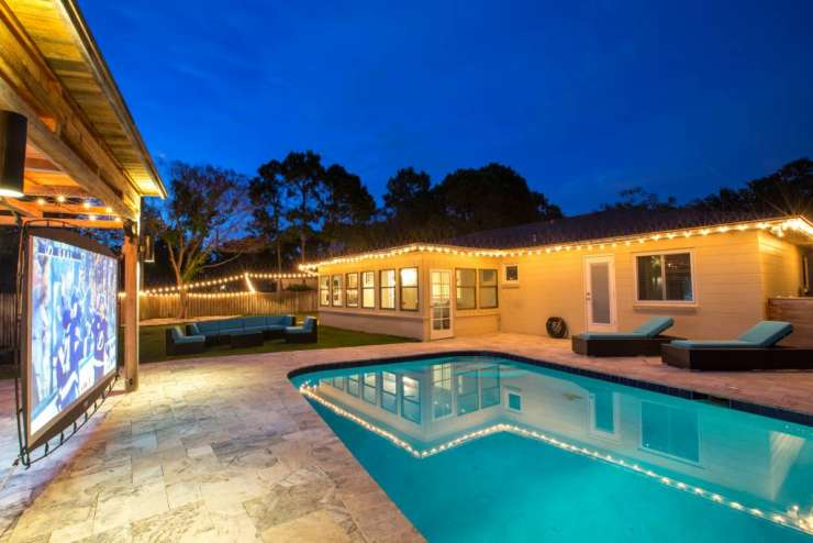 Carrollwood Pool Home