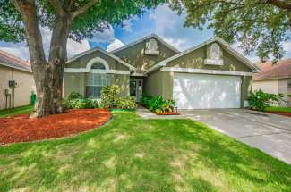 Move-in ready home in Providence Lakes