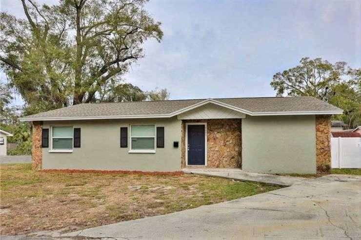 Updated Seminole Heights Home