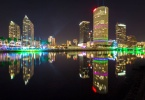 Lights on Tampa ©Stephanie Byrne Photography - St Petersburg FL