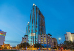 SkyPoint at night ©Stephanie Byrne Photography - St Petersburg FL