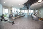 Cardio Room ©Stephanie Byrne Photography - St Petersburg FL