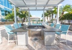 Wet Bar ©Stephanie Byrne Photography - St Petersburg FL